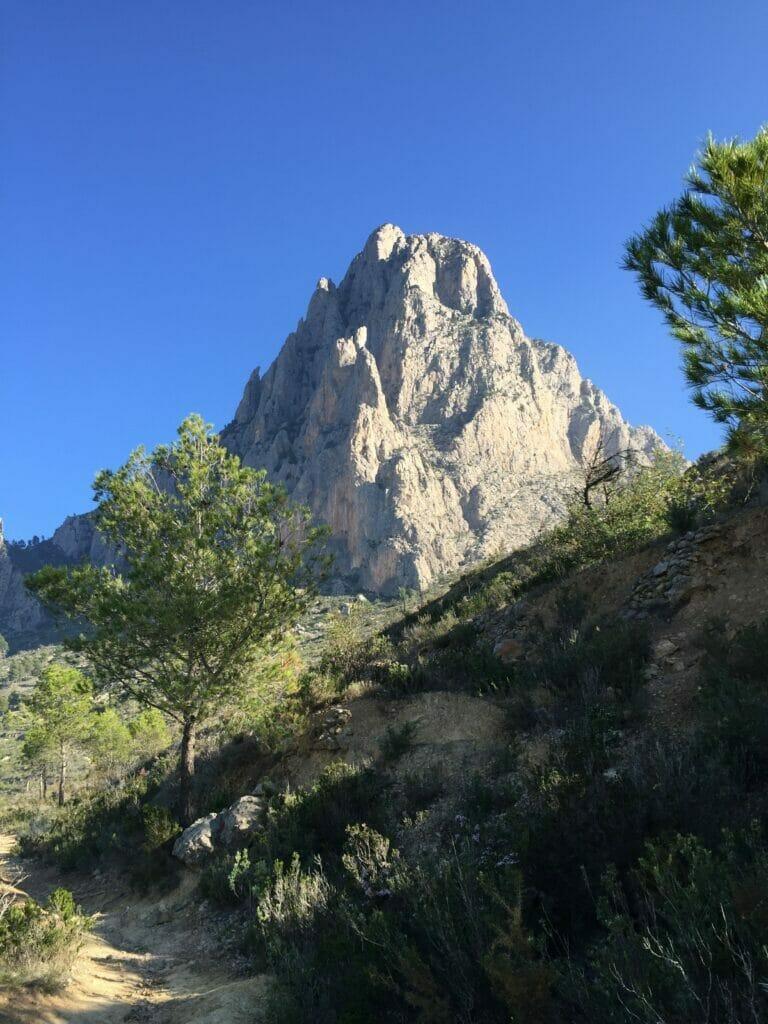 El Puig Campana Benidorm